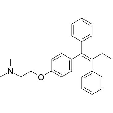 Tamoxifen (ICI 47699; (Z)-Tamoxifen; trans-Tamoxifen)