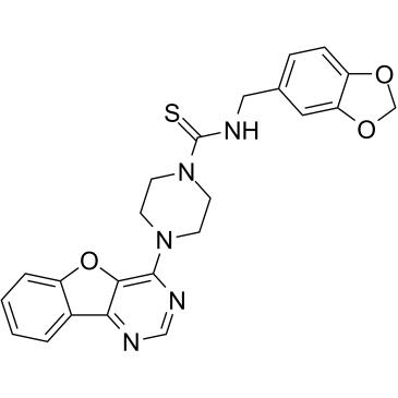 Amuvatinib (MP470; HPK 56)